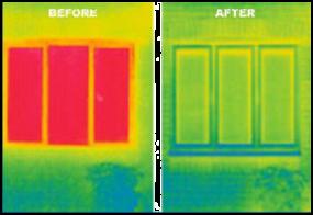 5.RSI隔离紫外线和红外线涂层